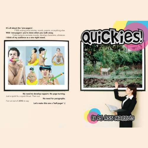 Quickies audiobook cover art