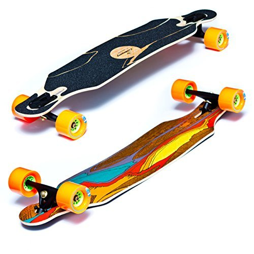 Loaded Icarus Flex-1 Complete Longboard (Pro Build) by Loaded