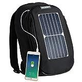Mochila Solar COCTIONE, de 7W, con panel solar...