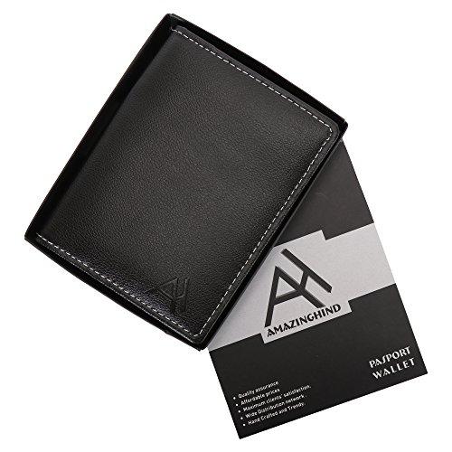 AmazingHind Premium Quality Faux Leather