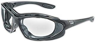 Honeywell S0600 Uvex Seismic High-Performance Sealed Eyewear, Standard, Black