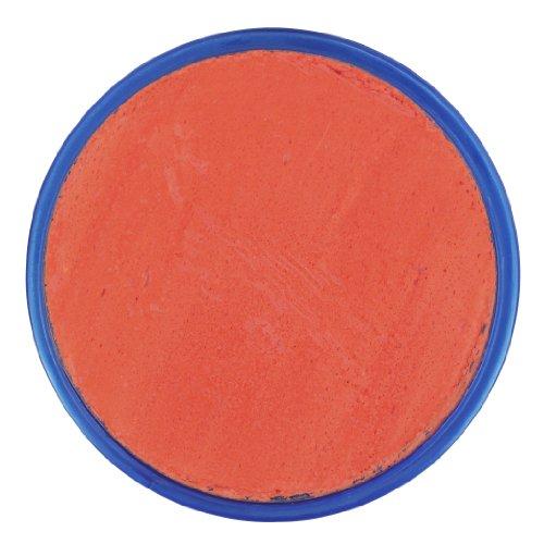 Snazaroo Classic Face and Body Paint, 18ml, Orange