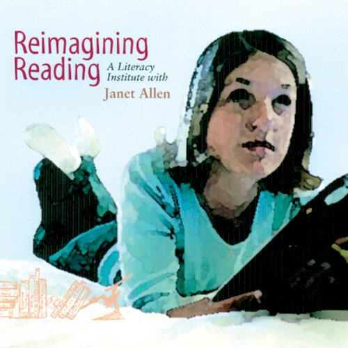 Reimagining Reading audiobook cover art