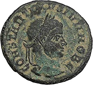 1000 IT CONSTANTIUS II Constantine the Great son Ancient coin Good