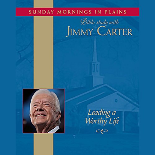 Leading a Worthy Life audiobook cover art