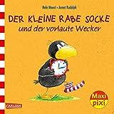 Maxi Pixi 231. Ve 5 Der Kleine Rabe Socke Und Der Vorlaute Wecker (5 Exemplare). Oder Socke Und Der Vorlaute Wecker