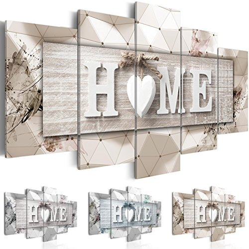 murando Canvas Wall Art 200x100 cm/ 78.8'x 39.4' Non-Woven Canvas Prints Image Framed Artwork Painting Picture Photo Home Decoration 5 Pieces Home Boards 3D m-C-0251-b-p