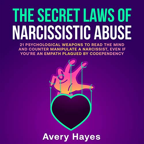 The Secret Laws of Narcissistic Abuse cover art
