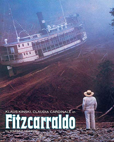 Fitzcarraldo - Poster - cm. 30 x 40 - Shipped Rolled Inside Heavy Tube
