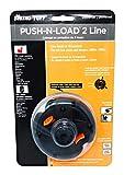 Rino-Tuff Push-N-Load 2-Line Universal Trimmer Head