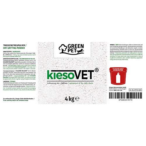 GreenPet Kieselgur - 5