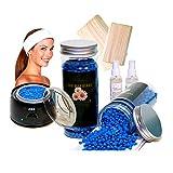Luxury Hair Removal Waxing Kit, Professional Hard Wax Beads, with Pre-wax and Post-wax Treatment Spray, Bikini Wax, Brazilian Wax, Summer Sexy Body, Get Yours Today!