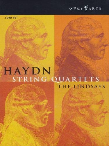 Haydn, Joseph - Streichquartette (NTSC) [2 DVDs]