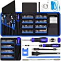SHARDEN Precision Screwdriver Sets Magnetic 1/4 Inch Nut Driver Set Multi Screwdriver 191-in-1 Repair Tool Kit for Computer, iPhone, Laptop, Cell Phone, PS4, Nintendo, Xbox, Electronics, Household