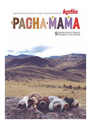 Katia Wolle Winter 2016! Anleitungs-Heft Pacha + Mama - 9 Modelle mit Seele - Anleitungen in Deutscher und Italienischer Sprache