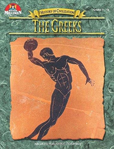 History of Civilization: The Greeks, Grades 7-12