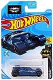 Hot Wheels 2019 Batman 4/5 - The Dark Knight Batmobile (Blue)