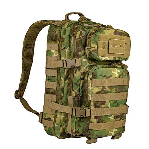 Mil-Tec Tactical Assault, Woodland Arid, L