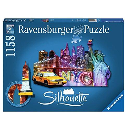 Ravensburger 16153 - Skyline, New York