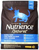 Nutrience Natural Healthy Adult Cat Food, 18-Pounds, Ocean Fish...
