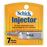 Schick Plus Injector Blades - 7 ct
