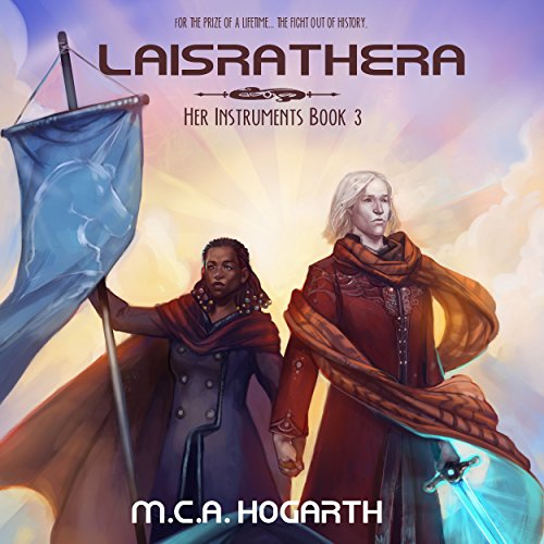 Laisrathera: Her Instruments, Book 3 audiobook cover art