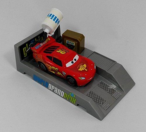 CMTech GmbH Montagetechnik Disney Pixar Cars Flash McQueen Pit Stop Noël