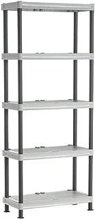 Maurer 21030300 Modulo estantería resina, 70 x 35 x 172 cm