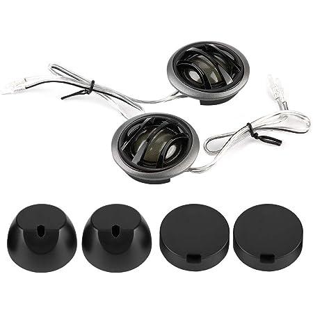 Suuonee Car Tweeter, 150W Car Mini Super Power Loud Audio Speaker Tweeter Loudspeaker Horn