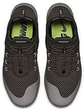 Nike Mens Free RN CMTR 2017 Prem Fabric Low, Black/Desert Moss-Medium, Size 9.5