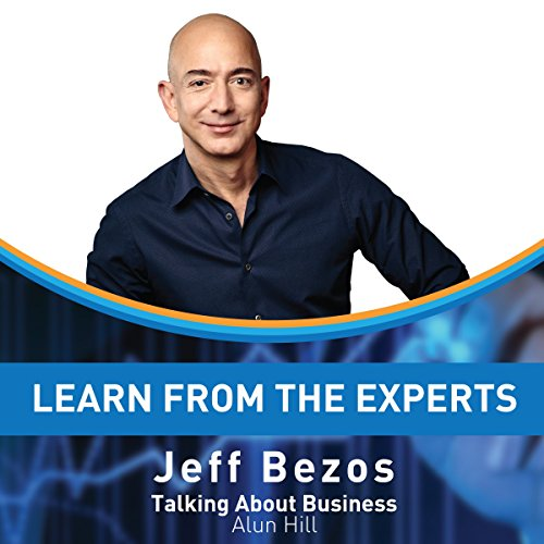 Learn from the Experts: Jeff Bezos audiobook cover art