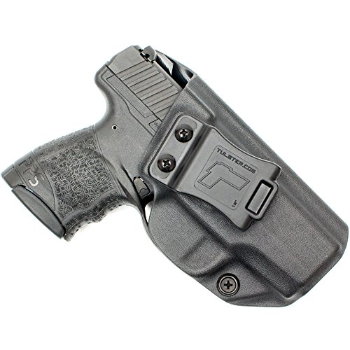 Tulster IWB Profile Holster in Right Hand fits: Walther PPS M2 9mm/.40