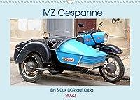 MZ-Gespanne - Ein Stueck DDR auf Kuba (Wandkalender 2022 DIN A3 quer): Motorraeder der Marke MZ mit Seitenwagen in Kuba (Monatskalender, 14 Seiten )