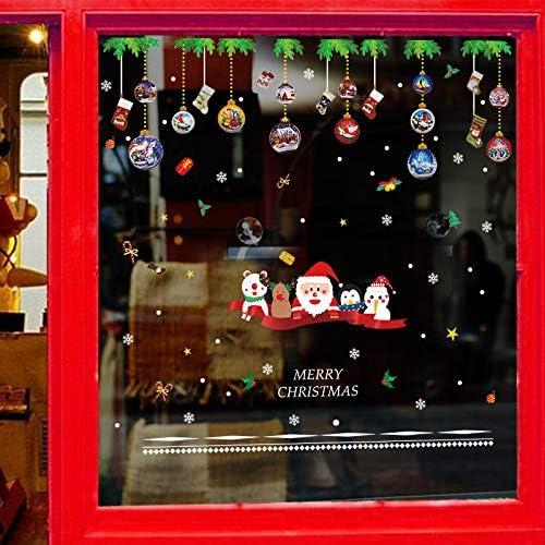Christmas Themed Stickers Decoration Jinerdony Low price Sticke New item