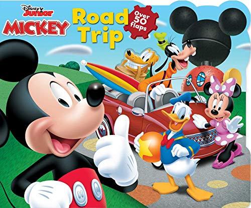 Disney Mickey Road Trip (Lift-the-Flap)