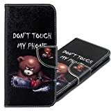 MRSTER Nokia 8 Phone Case Durable Lightweight PU Leather