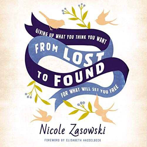 From Lost to Found cover art
