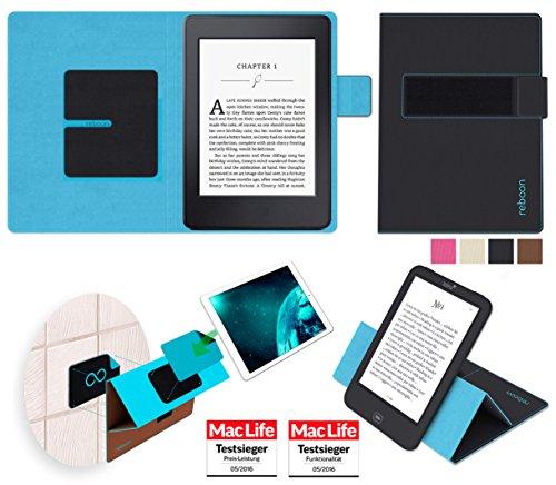 Hülle für Amazon Kindle Paperwhite 3G Tasche Cover Case Bumper | in Schwarz | Testsieger