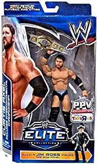 Mattel WWE Wrestling Exclusive Elite Collection Pay Per View Action Figure Curtis Axel [Jim Ross Build a Figure]