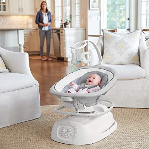 The Best Battery Operated Baby Swings in 2021 Reviews