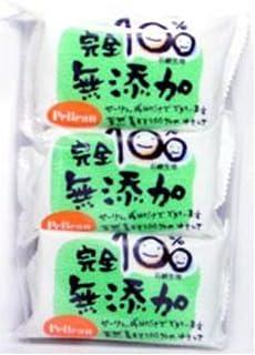 ペリカン石鹸 家族の無添加ソ-プ 100g 3個入り 3パック