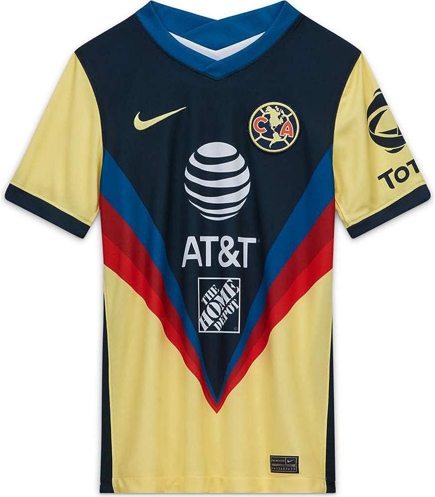 Nike Club America Home Men's Soccer Jersey- 2020/21