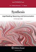 Synthesis: Legal Reading, Reasoning, and Communication (Aspen Casebook) PDF