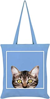 Inquisitive Creatures Kitten Tote Bag