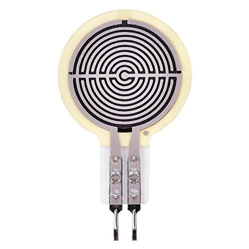 Kraftsensor,RP-C18.3-ST Hochpräziser Kraftmesswiderstand Dünnschichtkraft druckempfindliche Funktion flexibler Dünnfilm-Drucksensor 1 Stück