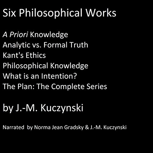 Six Philosophical Works audiobook cover art
