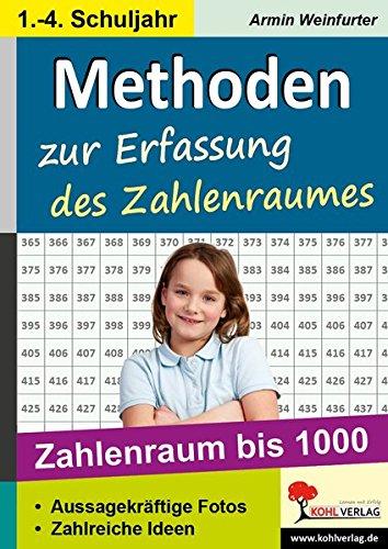 Methoden zur Zahlenraumerfassung: Zahlenraum bis 1000