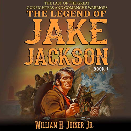 The Legend of Jake Jackson, Book 4  By  cover art