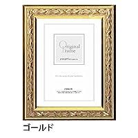 A.P.J. ローレルフレーム 大衣サイズ(394×509mm) ゴールド