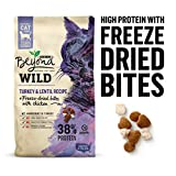 Purina Beyond High Protein, Grain Free, Natural Dry Cat Food, WILD...